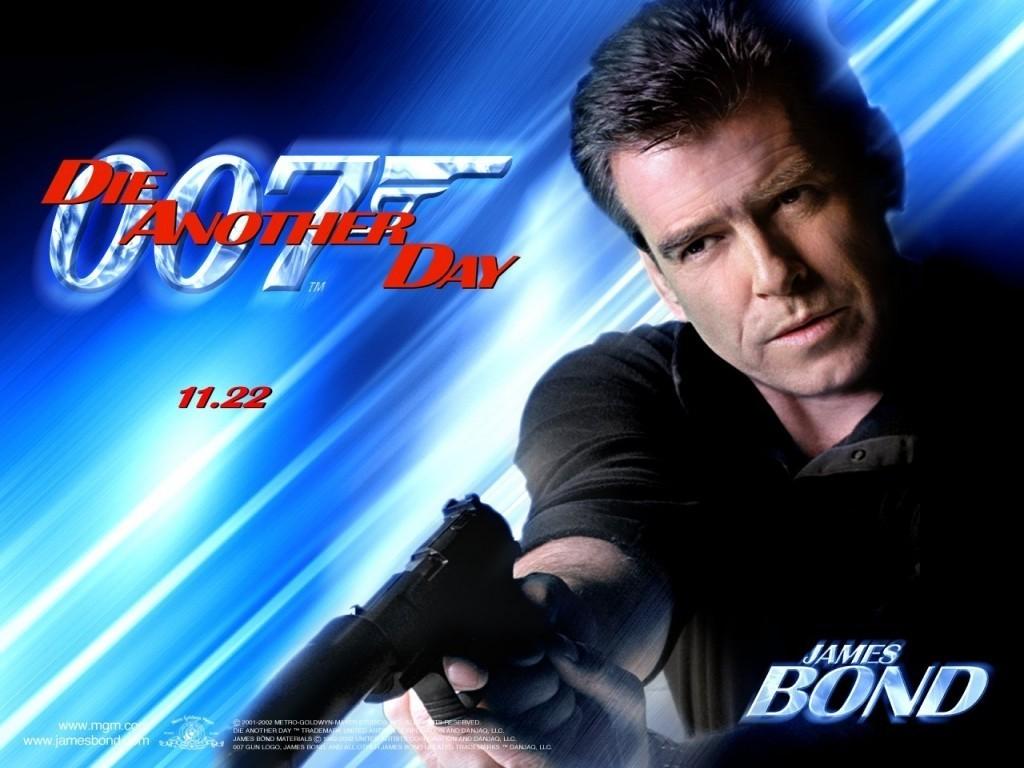 Die Another Day James Bond Wallpaper 9614295 Fanpop