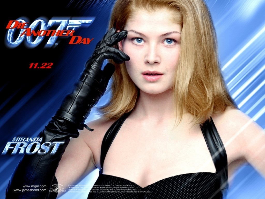 Die Another Day James Bond Wallpaper 9614309 Fanpop