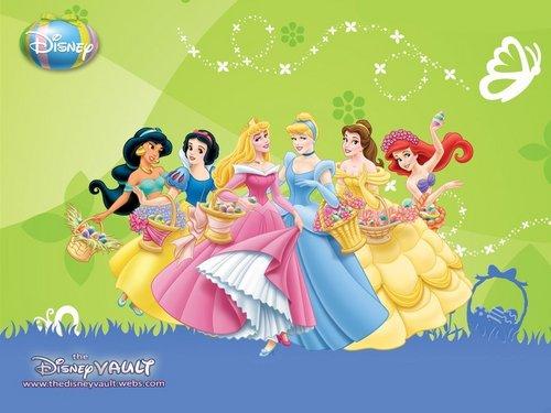 ディズニー Princesses