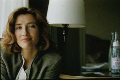 Emma Thompson wallpaper with a lampshade titled Emma - January, 1994