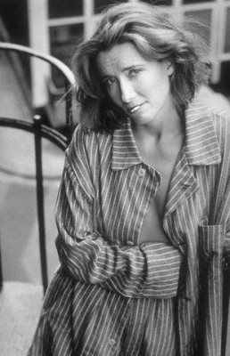 Emma Thompson wallpaper probably with a street entitled Emma - July, 1995