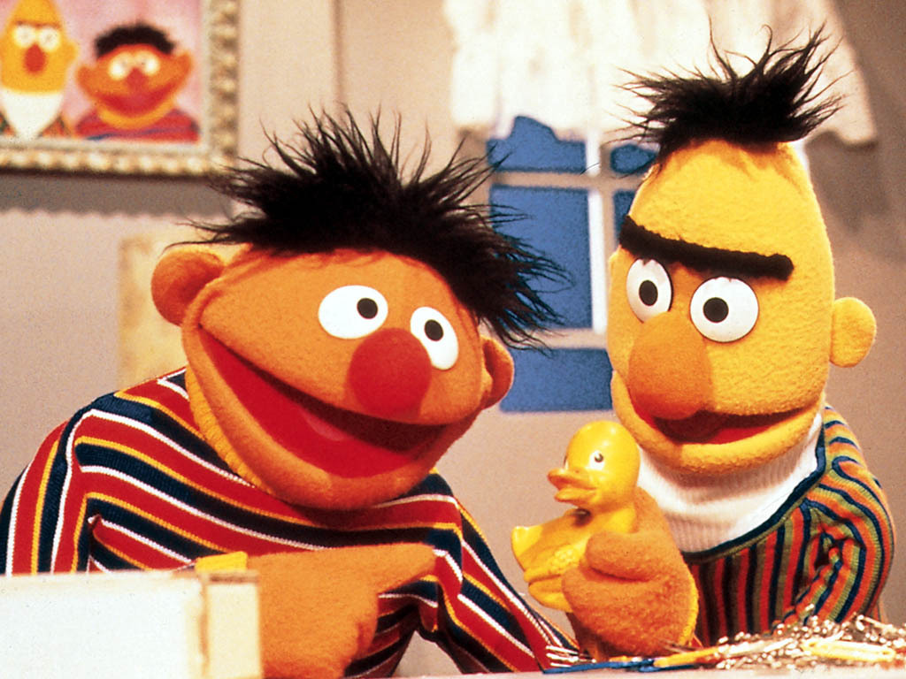 Pictures Of Ernie On Sesame Street 21
