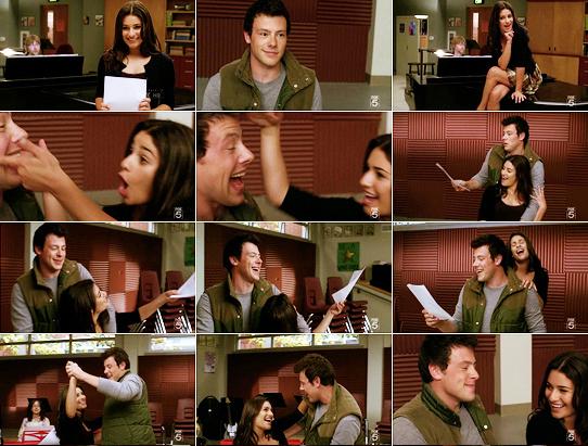 Finn & Rachel