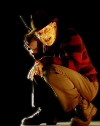 Filem Seram kertas dinding called Freddy VS Jason