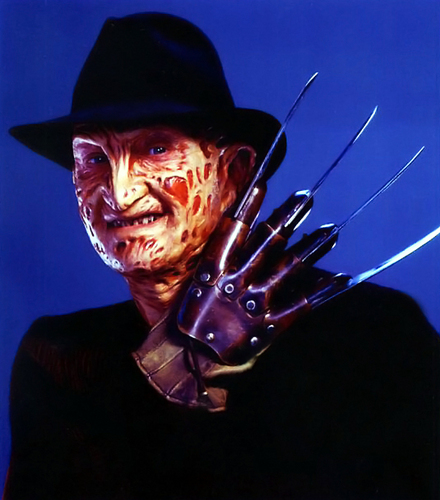 恐怖电影 壁纸 called Freddy VS Jason