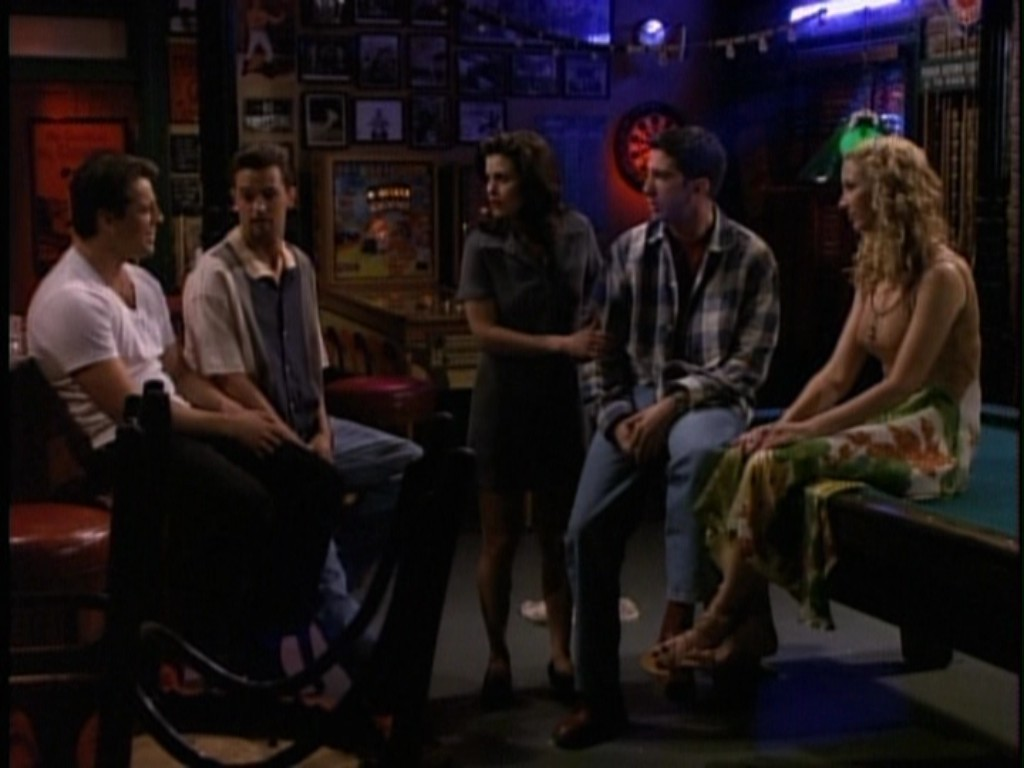 Friends - 3x06 - TOW The Flashback - Friends Image (9660709