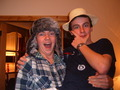 Fun in the Mc Ginty Household - New Years