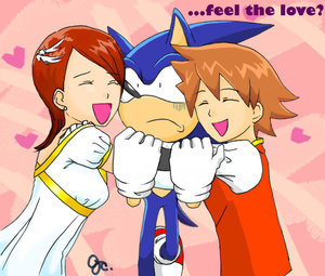 Funny Sonic pic...