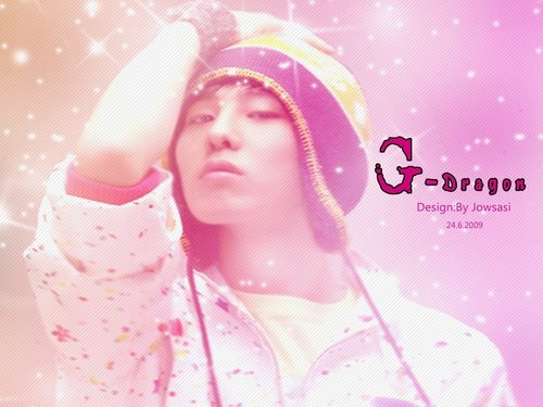 Gd the best - g-dragon Wallpaper