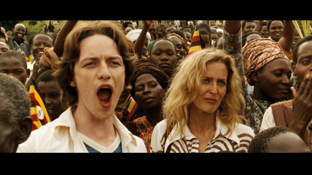 Gillian Anderson Gillian in The Last King of ScotlandThe Last King Of Scotland