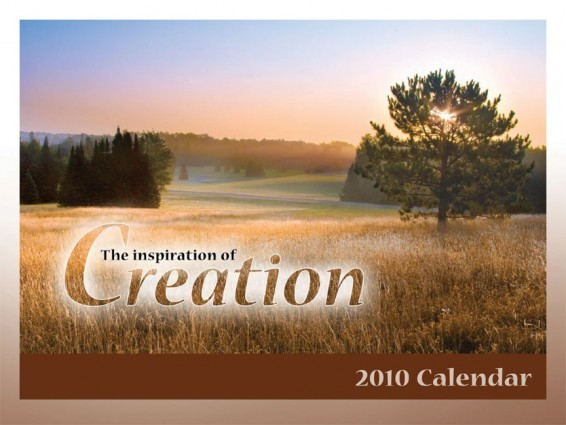 Creations Calender 2010