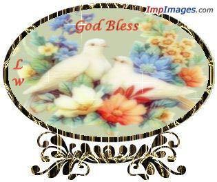 God's Blessing us