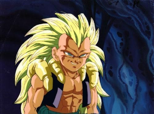 Gotenks Dragon Ball Z Photo 9662917 Fanpop