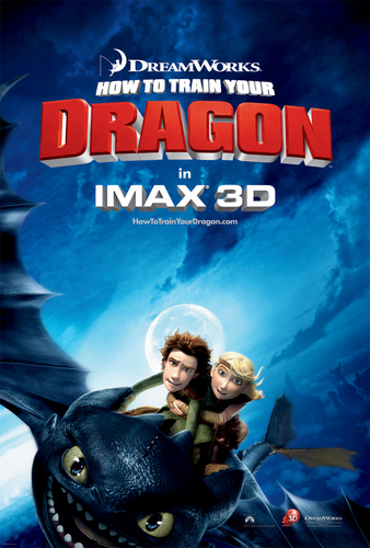 HTTYD Poster