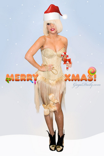 Happy Holidays little monsters!!!