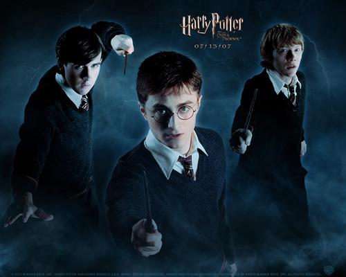 Harry James Potter