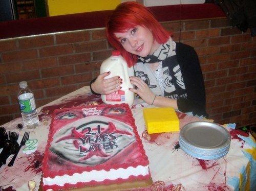 Hayley William's Birthday Party