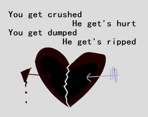 сердце break