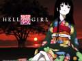 Hell girl wallpaper - jigoku-shoujo-girl-from-hell wallpaper
