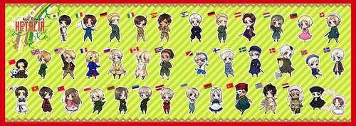 Hetalia wallpaper possibly with a sign titled Hetalia