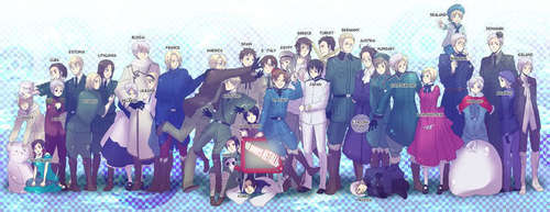 Hetalia wallpaper called Hetalia