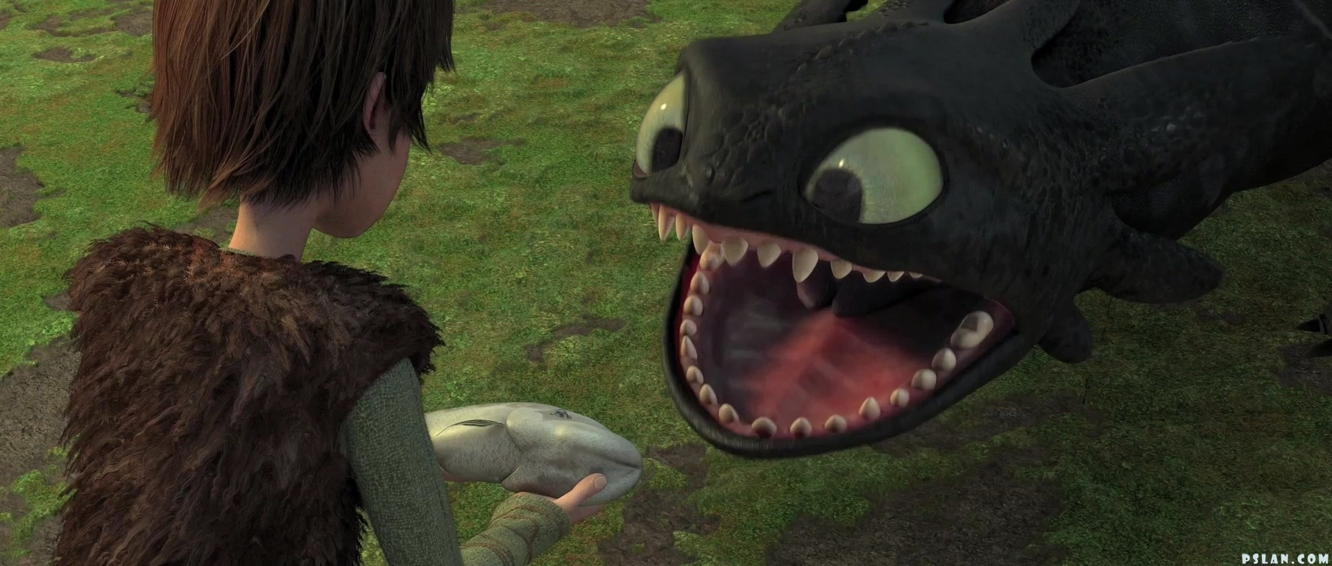 how to train your dragon 2 naked