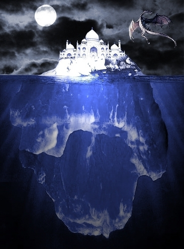 Ice château