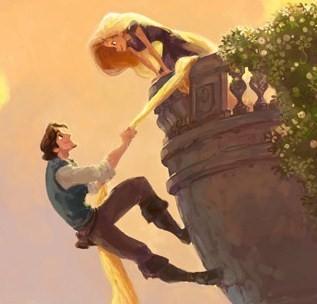 Disney's Rapunzel wallpaper called Icon?