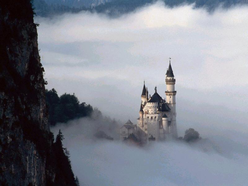 Imaginary kasteel
