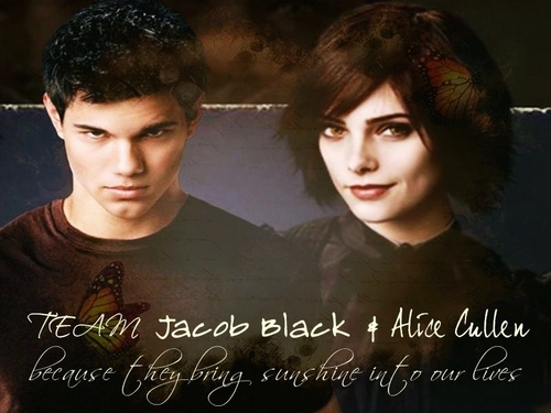 Jacob & Alice
