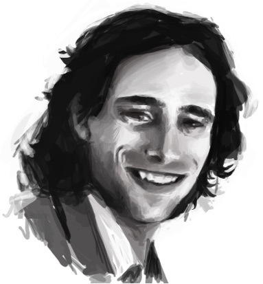 Jeff Buckley Smiling