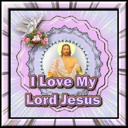 free jesus images download. Inspirational photo of Jesus Christ and dove , I Love My Lord Jesus download