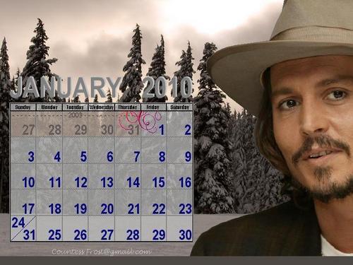 Johnny - January 2010 (calendar#3)