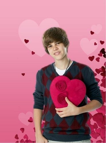 Justin Bieber Valentines