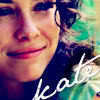 Kate Austen photo possibly with a portrait entitled Kate Austen