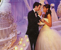Kevin and Danielle's wedding