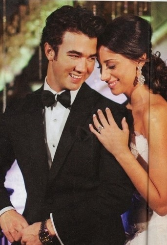 Kevin's & Danielle wedding. 19.12.09