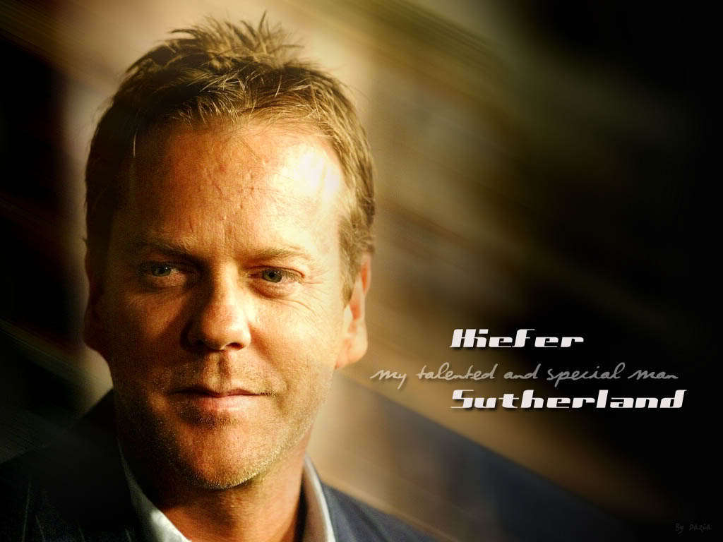 Kiefer Sutherland - Photos Hot