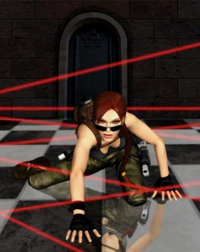 Lara Croft 1