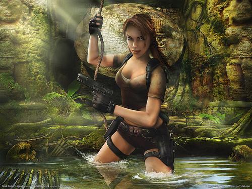 Lara Croft 11