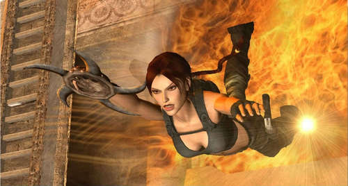 Lara Croft 15