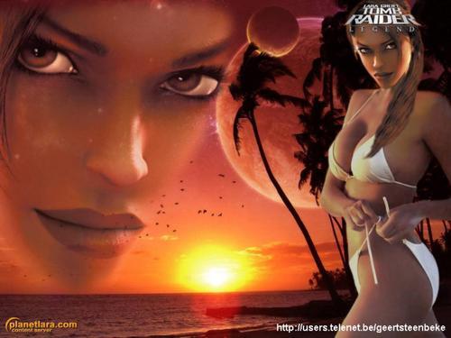 Lara Croft 9