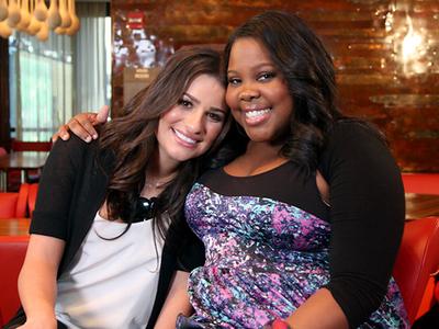 Lea, Cory & Amber on VH1