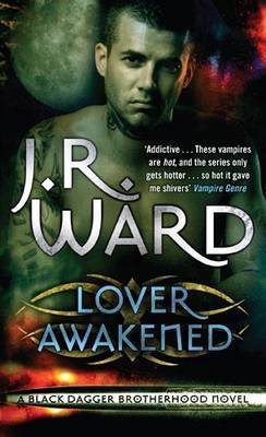 The Black Dagger Brotherhood wallpaper possibly with anime entitled Lover Awakened