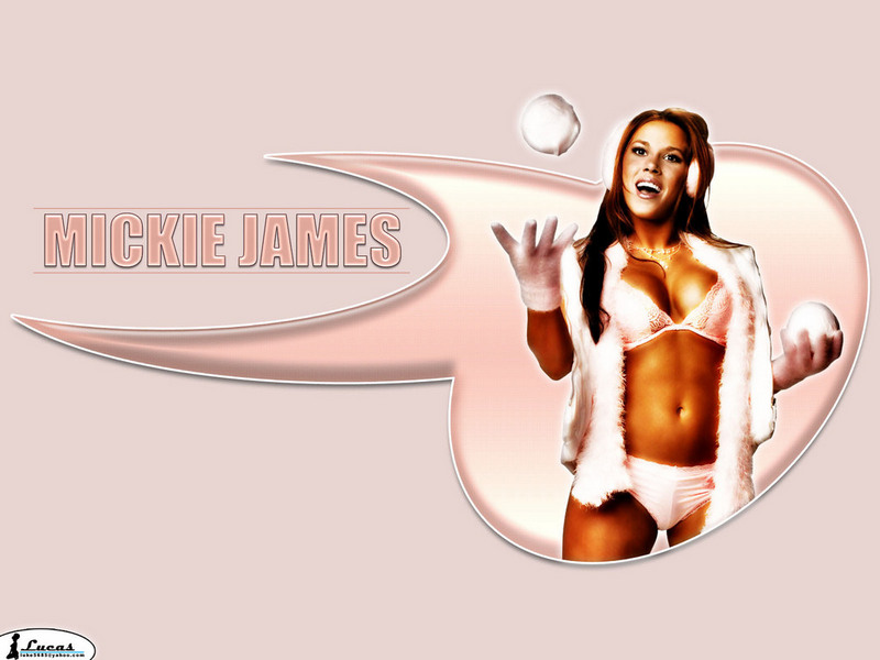 mickie james wallpaper. MIckie James