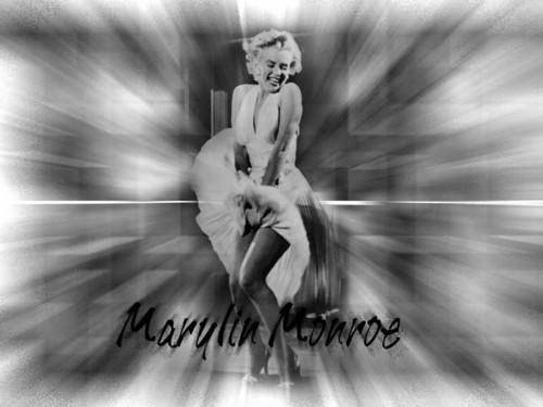 phim cổ điển hình nền with a đường phố, street called Marilyn