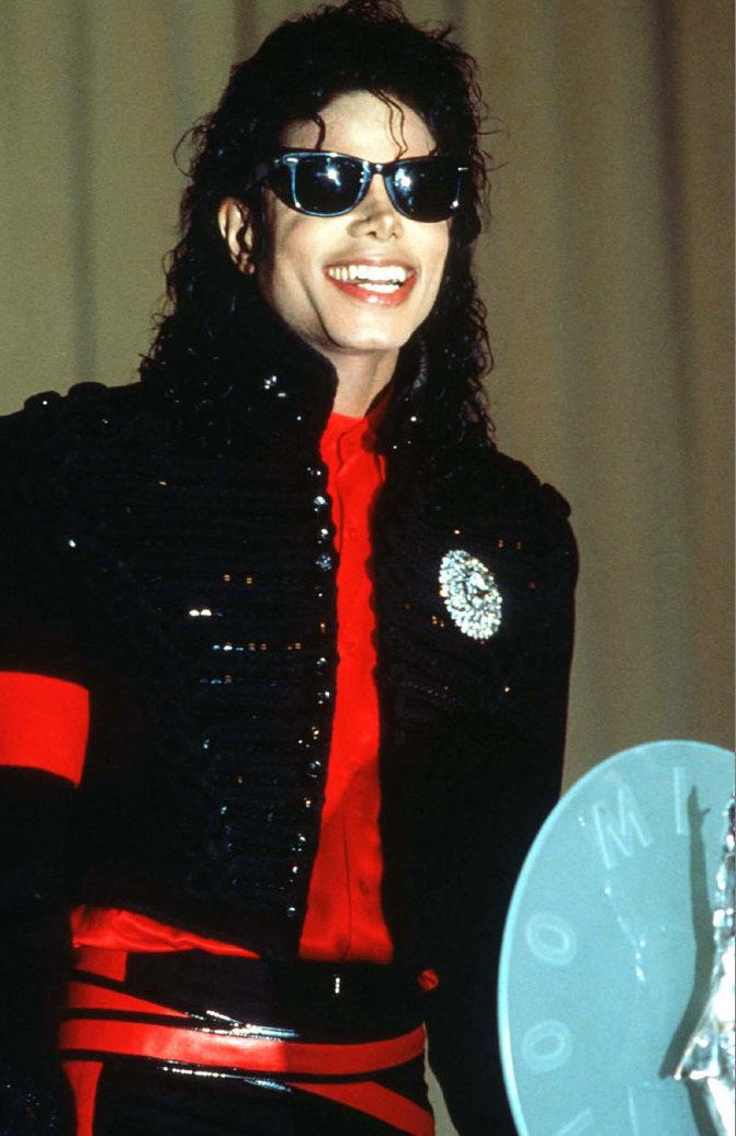 Michael Jackson - Bad Era
