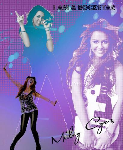 Miley Cyrus Fanart