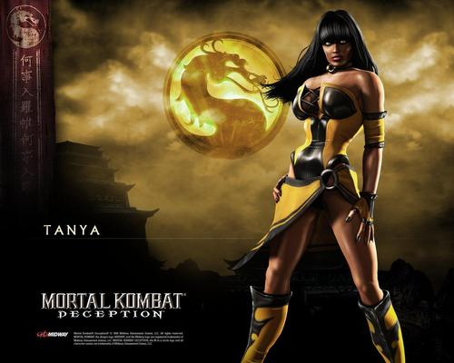 Mortal Kombat kertas dinding probably containing Anime entitled Mortal kombat