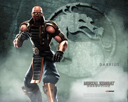 Mortal Kombat kertas dinding called Mortal kombat